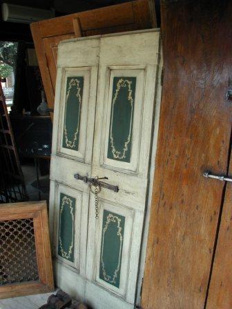 Portantica restauro e vendita di porte vecchie ed antiche - Vecchie porte in legno ...